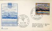 1980 ROSETO DEGLI ABRUZZI 1980 FDC CAPITOLIUM - 6. 1946-.. Repubblica