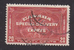 Canada, Scott #E4, Used, Special Delivery Issued 1930 - Correo Urgente