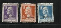 TRIPOLITANIA 1927 VOLTA SERIE COMPLETA MNH - Tripolitania