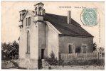 MONTHOLIER Mairie Et École - Autres Communes