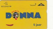BELGIUM - Radio Donna, CN : 741A, Used - Belgium