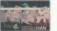 BELGIUM - Grottes De Han, CN : 523D, Used - Belgium
