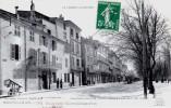 Montélimar - Boulevard Marre-Desmarais - Très Beau Plan Animé - Montelimar