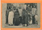 ETHNIQUES ET CULTURES - AFRIQUE - ANGOLA - LOANDA - Typos Populares - Unclassified