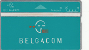BELGIUM - Belgacom Telecard 20 Ubits, CN : 329F, Used - Belgium