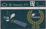 BELGIUM - Intelsat, CN : 909B, Used - Belgium