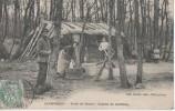 .DRAVEIL   CHAMPROSAY ( .foret De Senart.. )( Cabane De Bucherons - Draveil