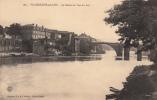 Dép. 47 - Villeneuve-sur-Lot. - Le Lot - La Mairie Et Vue Du Lot. Librairie Vve E. Chabrié. N° 167 - Villeneuve Sur Lot