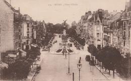 Dép. 51 - REIMS. - Place D'Erlon. G. Graff, édit., Reims. Ecrite 1930 - Reims