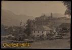 VERS 1930 - VIEILLE PHOTO - HAUTE SAVOIE - CHATEAU DE FAVERGES  ( - Annecy ) - Format 17 X 11 Cm - Photos