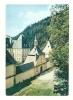 Cp, 38, LA Grande Chartreuse, L'Entrée Du Monastère, Voyagée 1972 - Chartreuse