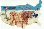 Texas Longhorn. American Tele-Card Expo 95, San Antonio, Texas. Mint - Stati Uniti