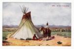 NATIVE INDIANS ( Indiens D´ Amérique ) / A UTE COURTSHIP ( By CHAS. CRAIG ) / Copyright 1908  WILLIAMSON HAFFNER, Denver - Indianer