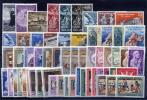1961-62 COMPLETE YEAR PACK MNH ** - Volledige Jaargang