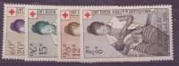 Laos N° 31 à 34  ** PAR AVION  Neuf Sans Charniere - Laos