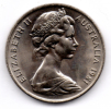AUSTRALIA 20 CENTS 1981 - Moneta Decimale (1966-...)