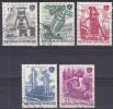 OOSTENRIJK - Michel - 1961 - Nr 1092/96 - Gest/Obl/Us - 1945-.... 2ème République