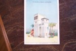 CS -    CHROMO CHROMOS  IMAGES  PUB  Maison De La Belle Jardiniere HABITATION ASSYRIENNE  // H.SICARD PARIS - Trade Cards