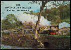 B0028L Ravenglass & Eskdale Railway Handbook, 5th Edition 1978 - Books, Magazines, Comics