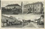 1935 SERBIA SRBIJA LAZAREVAC, SRESKI SUD, DOM ZDRAVSTVENE ZADRUGE, Vintage Old Postcard - Serbia