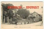 23 - GUERET - Chateau Des Comtes De Lamarche - Edition BF Paris N° 15 - Dos Scané - Guéret