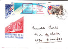 LDI 2555 Surtaxé+LSA 1.50 Hambye Pithiviers Belle Enveloppe - 1961-....