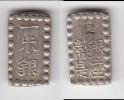 ***** JAPON - JAPAN - SHU (ISSHU GIN) (1853-1865) - ARGENT - SILVER ***** EN ACHAT IMMEDIAT - Japon