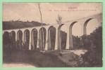 Dép. 09 - L'ARIEGE. - FOIX. - Viaduc De Vernajoul ( Ligne De St Girons) Phototypie Labouche Frères. N° 49 - Foix
