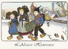 CPM HANSI Repro  L'Alsace Heureuse - Hansi