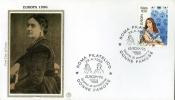 1996 EUROPA  FDC FILAGRANO GOLD - F.D.C.