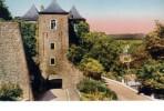 Louxembourg Stadt La Porte Des Trois-Tours Coloriert 60er - Luxembourg - Ville