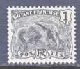 French Guyana 51    * - French Guiana (1886-1949)