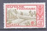 Guyana  121    * - French Guiana (1886-1949)