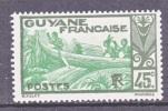 Guyana  123    * - French Guiana (1886-1949)
