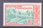 Guyana  126    * - French Guiana (1886-1949)