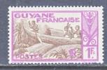 Guyana  133    * - French Guiana (1886-1949)