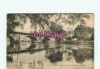 Br - 72 - LE MANS - Pont Et Bords De L'Huisne à Ponlieu  - édit. Dolbeau - - Le Mans