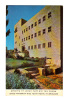 Israel: Louise Waterman Wise Youth Hostel In Jerusalem (12-3247) - Israel