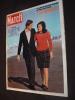 REVUE , PARIS-MATCH ,  N°974 , Le Mariage D'Amour De Michel De France 9/12/1967 - People