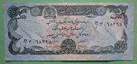 5 Geldscheine Banknoten Afghanistan 1-2 -5-10-50 Afgahnis Papermoney. - Afghanistan