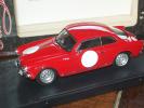 BANG -7203 -  ALFA ROMEO,GIULIETTA SPRINT OLD CARS RACES  Scala 1/43 - Bang