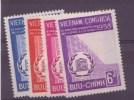 Vietnam Sud N°81à 84 + 85 à 88+ 89 à 93 + 94 à 97** Neuf Sans Charniere - Vietnam