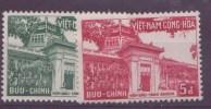 Vietnam Sud N°104-105 Et 106 à 109 Et 110-111** Neuf Sans Charniere - Vietnam