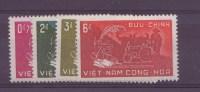 Vietnam Sud N ° 112 à 115 + 116 à 119+ 120-121** Neuf Sans Charniere - Vietnam