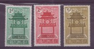 Vietnam Sud N ° 181 à183 + 184 à 187** Neuf Sans Charniere - Vietnam