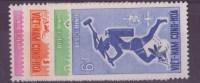 Vietnam Sud N ° 188 à 191 +192 à 195** Neuf Sans Charniere - Viêt-Nam