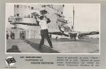 """Un Avion """"Fulmar"""" Atterrit Sur Le Pont - 1939-1945: 2. Weltkrieg"""