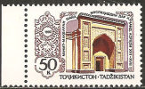 Tagikistan  1992  MNH**  -  Yv. 1+2+4 - Tajikistan