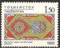 Tagikistan  1993  MNH**  -  Yv. 40 - Tessili