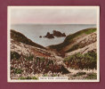 IMAGE CIGARETTE - GUERNSEY ALDERNEY & SARK - Past & Present - Troix Vaux, Alderney - - Autres